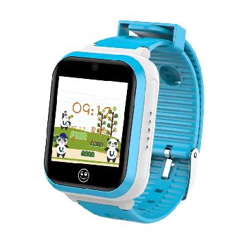 hereu U5 4G兒童智慧手錶 - 天空藍