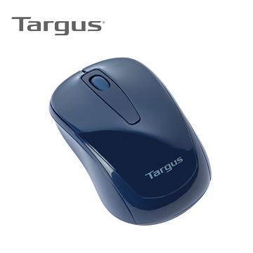 Targus W600光學無線滑鼠-湛藍 AMW60003AP