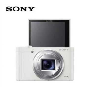 (福利品)索尼SONY DSC-WX800 類單眼相機 白
