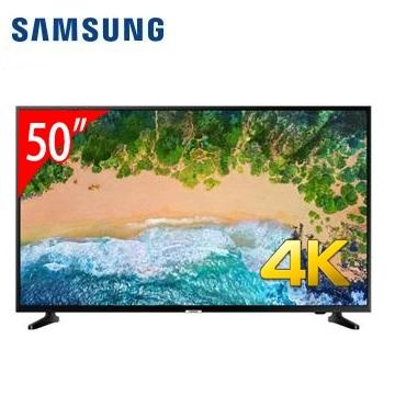 SAMSUNG 50型4K智慧連網電視