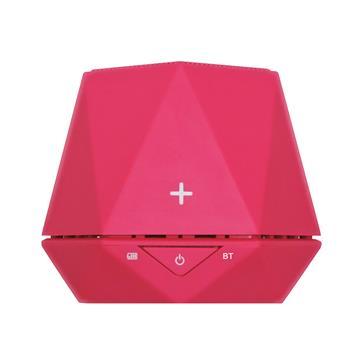 【福利品】T.C.STAR 時尚攜帶型無線藍牙揚聲器-粉紅