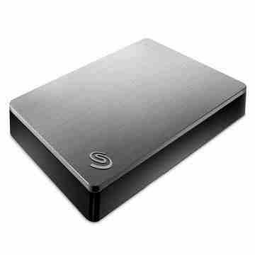 【5TB】Seagate 2.5吋 行動硬碟BackupPlus(銀)