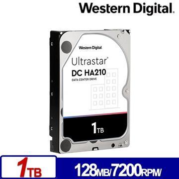 【1TB】WD 3.5吋 Ultrastar DC HA210企業硬碟