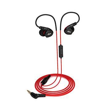 Hawk S300防水運動型耳機麥克風-紅