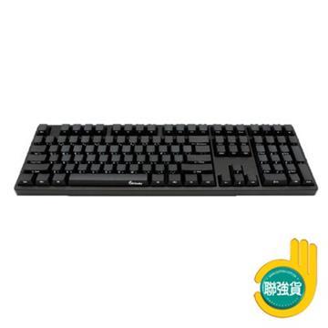 【拆封品】Ducky Zero 3108機械式電競鍵盤-側印紅軸
