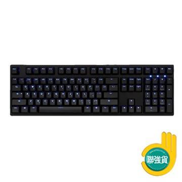Ducky Zero 3108機械式電競鍵盤-藍光青軸