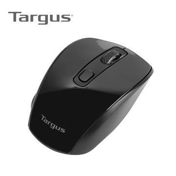 Targus 光學無線滑鼠-墨黑