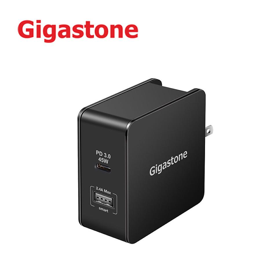 Gigastone 57W PD3.0智慧充電插座 PD-6570B