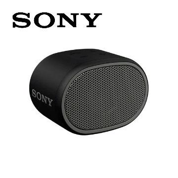 (福利品)索尼SONY 藍牙揚聲器(SRS-XB01/B(黑))