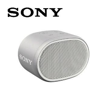 (福利品)索尼SONY 藍牙揚聲器 SRS-XB01/W(白)