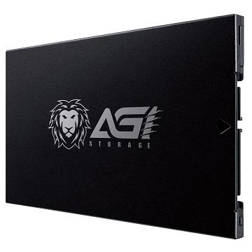 【512G】AGI 2.5吋 SATA固態硬碟