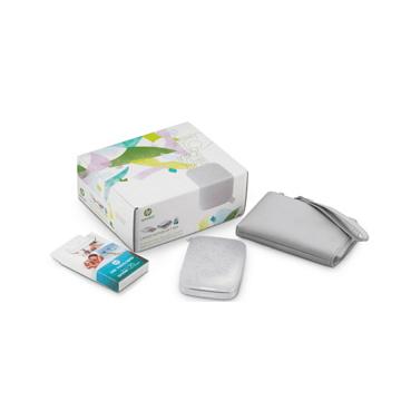 (福利品)HP Sprocket 2nd Gen限定禮盒組 爵士灰