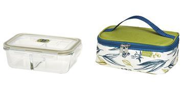 聲寶贈品-玻璃保鮮盒提袋組