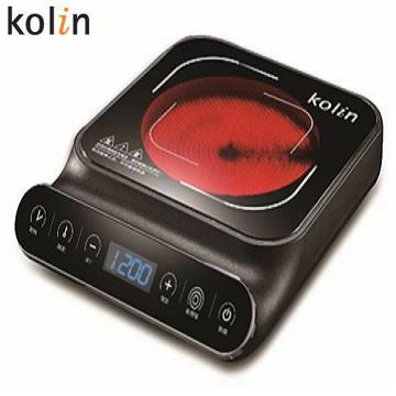 歌林Kolin 觸控式黑晶電陶爐 KCS-MN1218