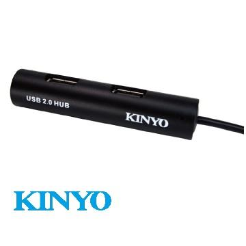 KINYO USB2.0 4PORT HUB集線器