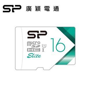 SP廣穎 MicroSD U1 V21 16GB 彩色記憶卡