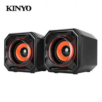 KINYO US-215多媒體音箱 US-215