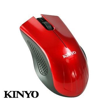 KINYO KM-506 USB靜音滑鼠