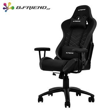 B.Friend KGC01雙色電競椅(S)-黑
