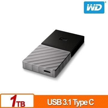 【1TB】WD My Passport SSD 外接式固態硬碟