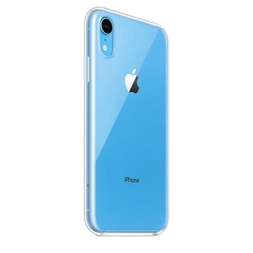Apple iPhone XR 透明保護殼