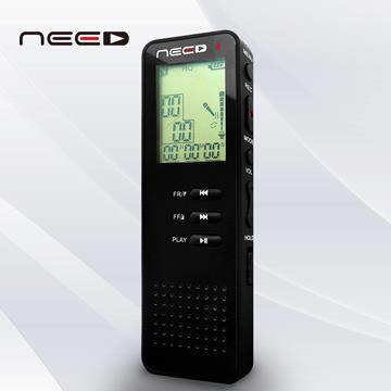 NEED 8G數位錄音筆 CR-801