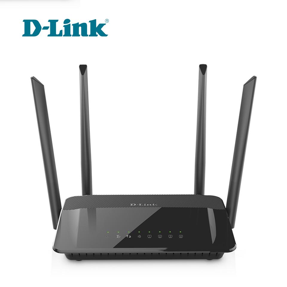 【拆封品】D-Link DIR-1210雙頻MU-MIMO無線路由器