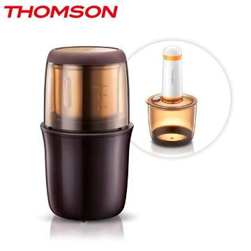 THOMSON 真空保鮮不鏽鋼磨豆機(TM-SAN01)