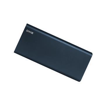 DIKE 20000mAh Type-C雙向行動電源-尊爵藍