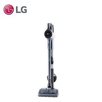 樂金LG A9+ 快清式手持無線吸塵器濕拖版 (星辰黑)