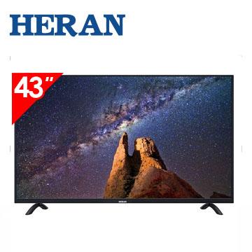 禾聯HERAN 43型 顯示器 低藍光