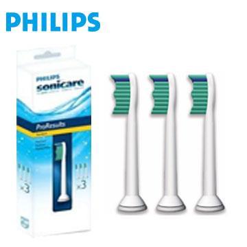 飛利浦Philips Sonicare標準刷頭(三入)(HX6013/63)