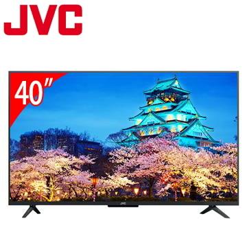 (展示機)JVC 40型FHD LED液晶顯示器