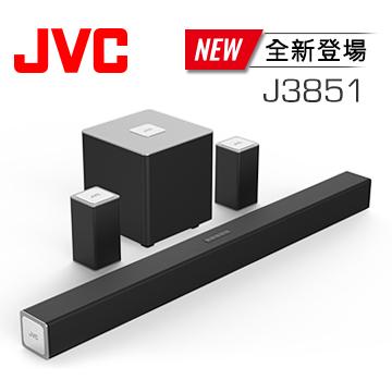 JVC 5.1聲道無線家庭劇院
