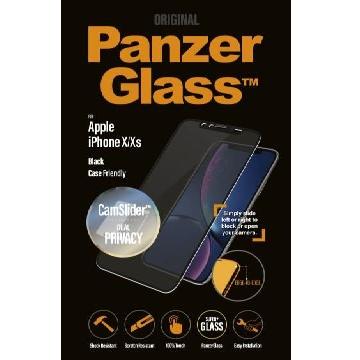 PanzerGlass iPhone X/XS 神鬼駭客保護貼 P2654