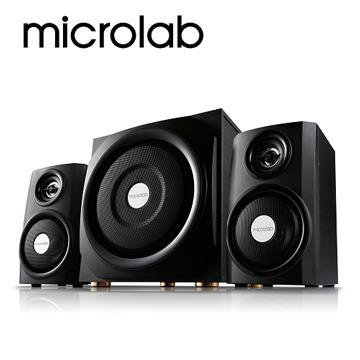 Microlab TMN-9U三音路2.1聲道多媒體音箱
