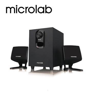 Microlab M-108 2.1聲道多媒體音箱