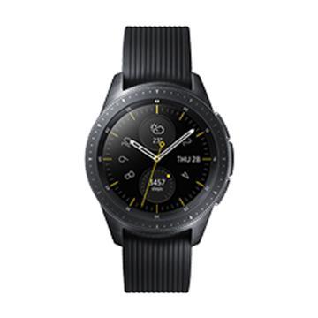 SAMSUNG Galaxy Watch LTE版 42mm-午夜黑