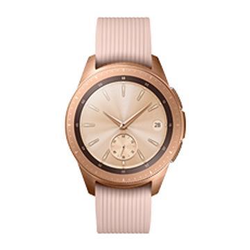 SAMSUNG Galaxy Watch LTE版 42mm-玫瑰金