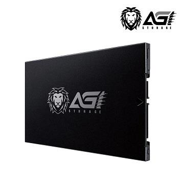 【128G】AGI 2.5吋 SATA固態硬碟