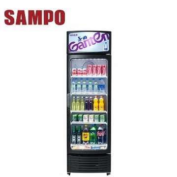 聲寶SAMPO 388公升 冷藏櫃