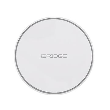 iBRIDGE 10W 無線快充充電盤-白