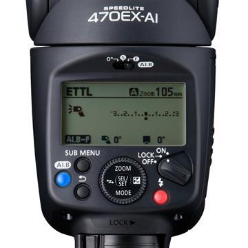 Canon Speedlite 470EX-AI 智能閃光燈