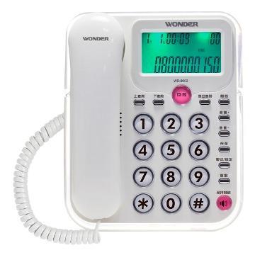 WONDER 來電顯示電話