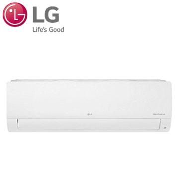 LG一對一雙迴轉變頻冷暖空調