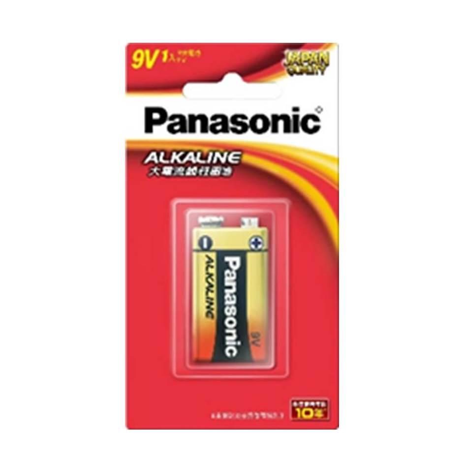 國際牌Panasonic 大電流鹼性電池9V/1入