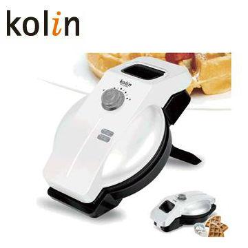 歌林Kolin 傾斜式防溢流鬆餅機