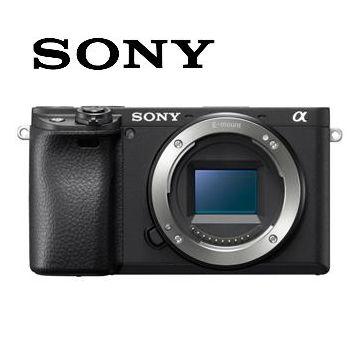 索尼SONY α6400可交換式鏡頭相機 BODY 黑