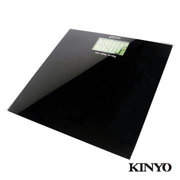 KINYO 大螢幕電子體重計