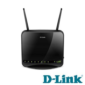 友訊D-Link 4G LTE家用無線路由分享器
